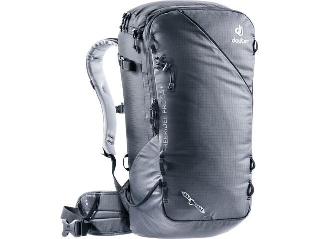 Deuter Freerider Pro 34+ Backpack black